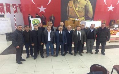 """Ahmet Katı; Yeni ekibimizle hizmete devam"""""""